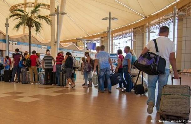 СМИ: Россияне не будут летать в Египет несколько лет