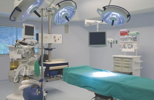 Первую в России операцию по пересадке лица провели в Петербурге