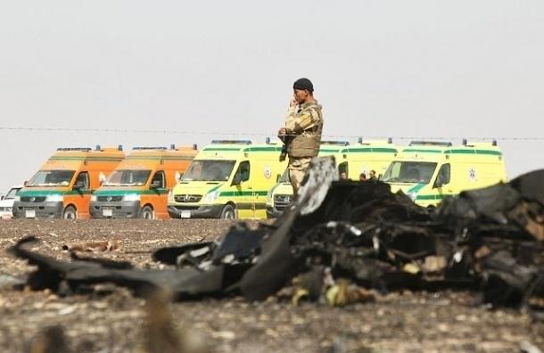 Опрос: Более 40% россиян считают теракт причиной крушения А321 в Египте