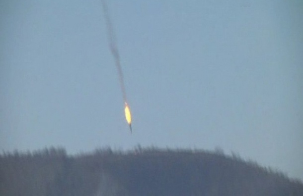 Reuters: в США уверены, что Су-24 был сбит над Сирией