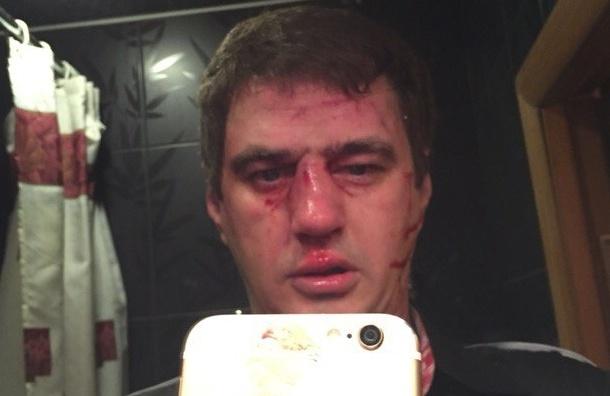 Активист Александр Холодов избит в Петербурге