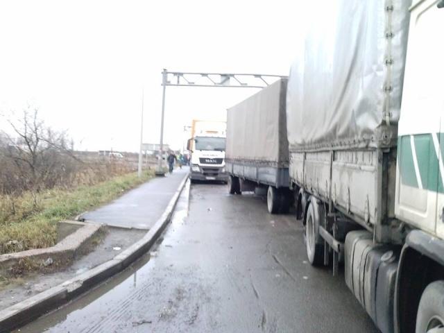 Забастовка дальнобойщиков 2015, Россия: Фото