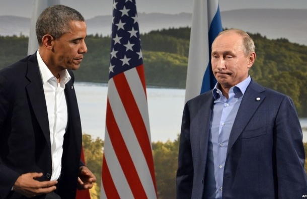 Путин и Обама поговорили те-а-тет на G20
