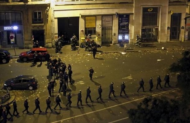 Француженка рассказала о пережитом теракте в Париже