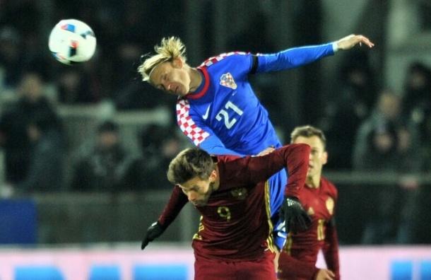 Россия проиграла Хорватии – 1:3