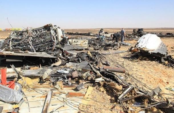 Следствие уверено во взрыве на борту А 321
