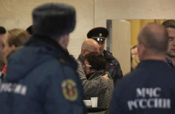 Первые похороны пассажиров А321 из Ленобласти пройдут в поселке Советский