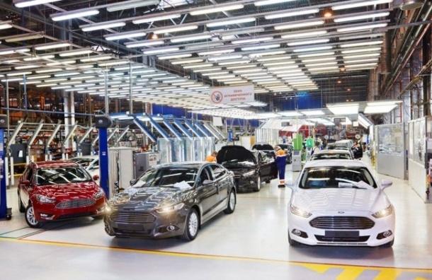 Производство автомобилей в Петербурге впервые выросло