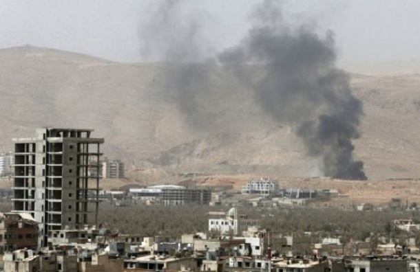 Россия нанесла очередной удар по террористам в Сирии