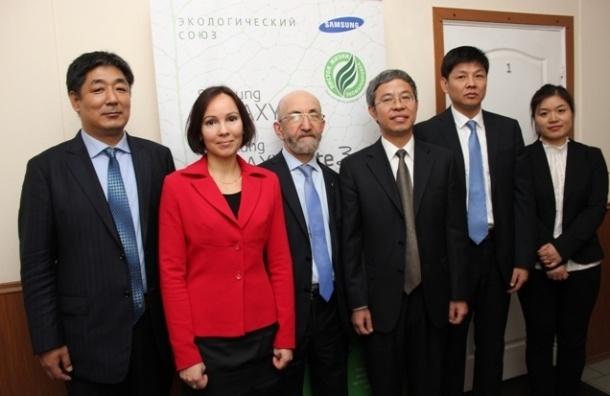 Китай будет сотрудничать с Петербургом в популяризации экотоваров