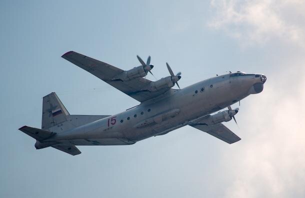 Самолет рухнул в Южном Судане с российскими гражданами на борту