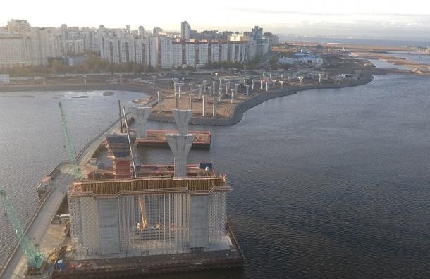 Госдума предложила прекратить стройку ЗСД в Петербурге из-за турецкой компании