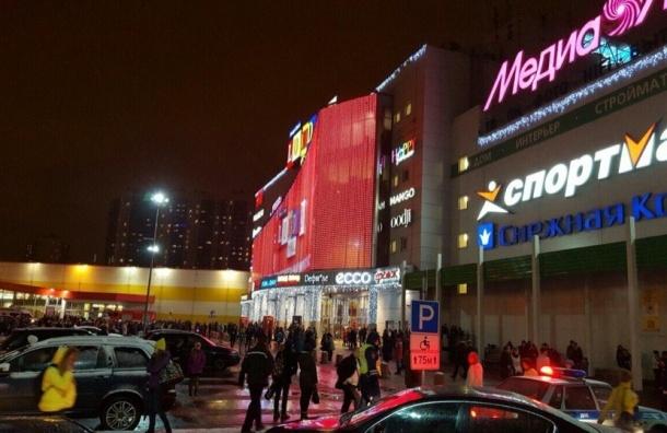Сотрудница «Лондон Молла» задержана за ложное «минирование» ТРК