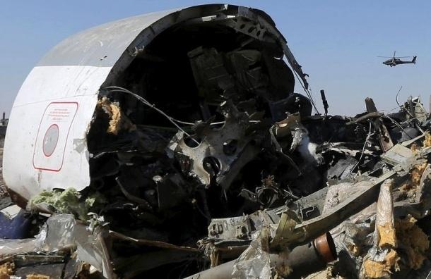 Задержаны двое подозреваемых в теракте на борту А321