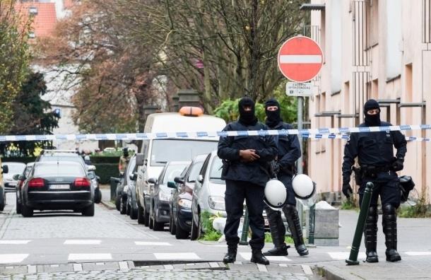 Мощный взрыв прогремел в Брюсселе во время антитеррористической операции