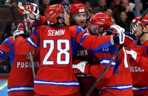 Сборная России проиграла Чехии в матче «Кубка Карьяла»