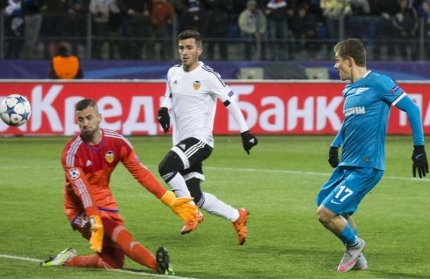 Пять из пяти: «Зенит» продлил победную серию в Лиге чемпионов