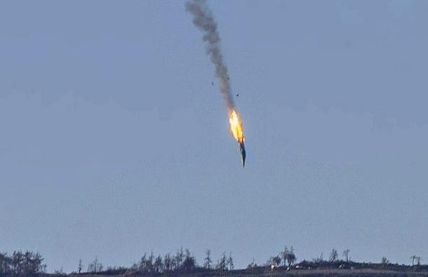 Вашингтон и Берлин уверены, что Су-24 был сбит над Сирией