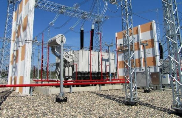 Электроснабжение Колпино восстановлено