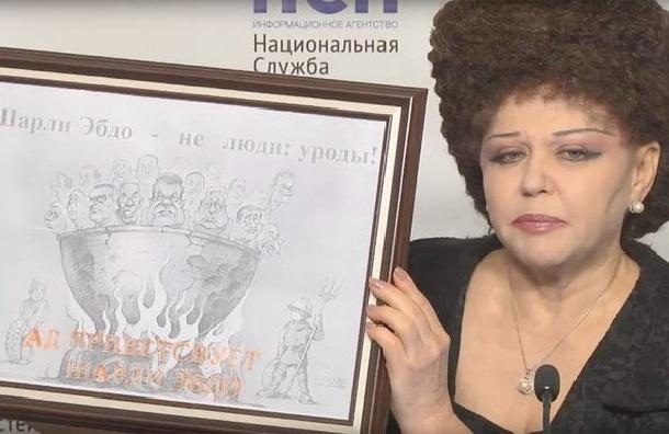 Автор «карикатуры на Charlie» нашелся и требует от Петренко публичных извинений