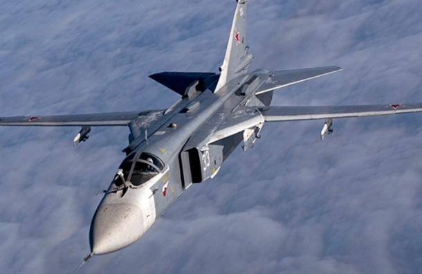 Второй летчик российского Су-24 выжил