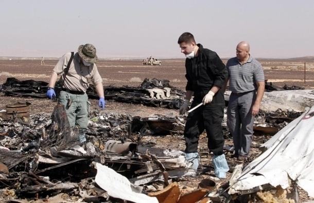 Министр авиации Египта: следов взрыва в самолете А321 не обнаружено