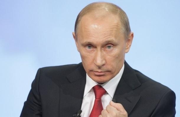 Кремль: Путин знает о протестах дальнобойщиков