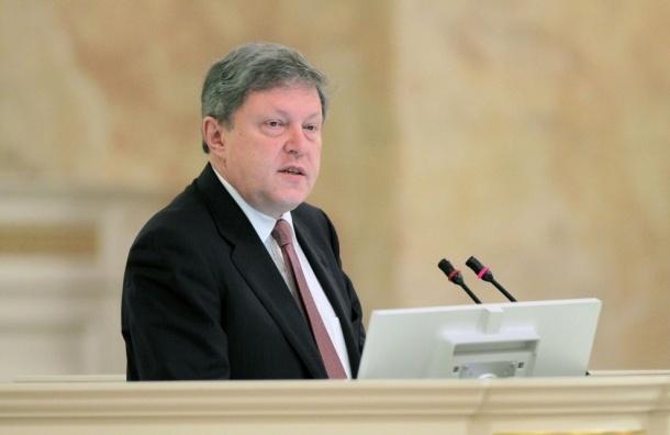 «Яблоко» опровергает возвращение Явлинского в лидеры партии