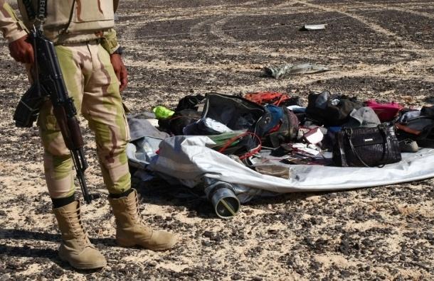 В Египте говорят, что теракт мог стать причиной крушения самолета