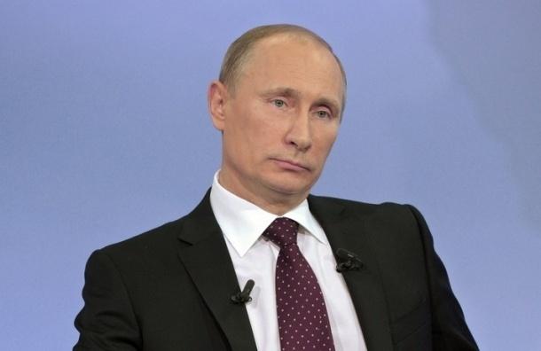 Путин подписал закон об ответных мерах против ареста имущества РФ за границей