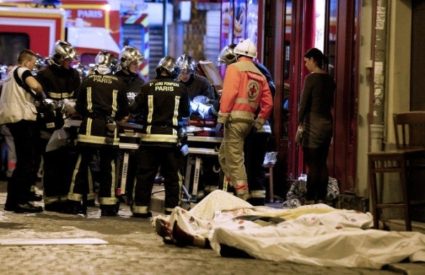 Французские власти назвали имя второго террориста-смертника