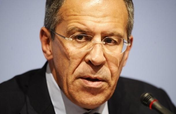 Лавров: Теракт на борту А321 равнозначен нападению на Россию
