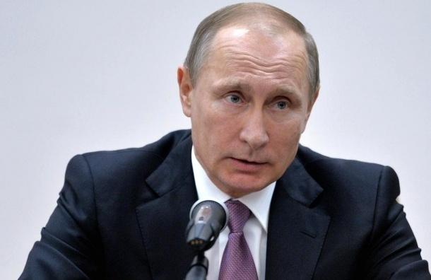 Путин и Олланд договорились усилить борьбу с террористами