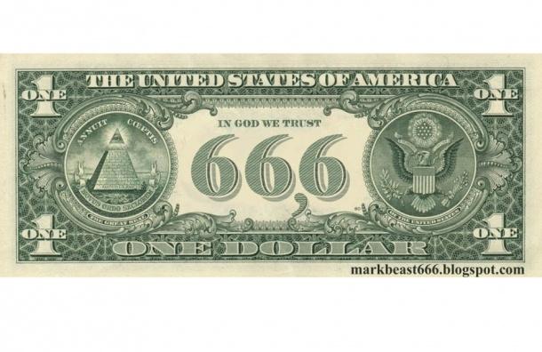 Курс доллара в пятницу 13 похож на «число зверя»
