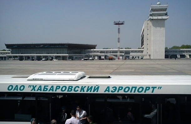 Два самолета столкнулись в Хабаровске