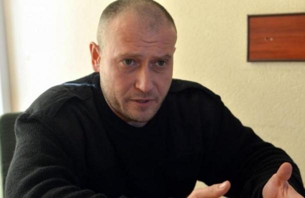Дмитрий Ярош ушел из «Правого сектора»