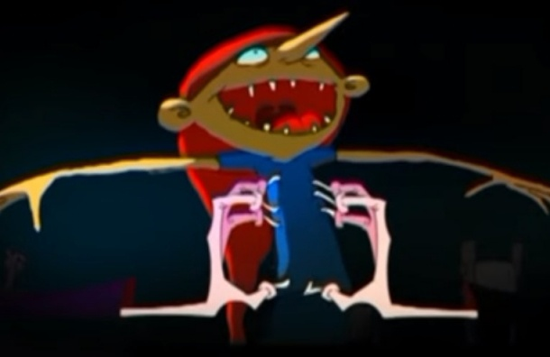 ФСКН в Перми выпустила мультфильм о неудавшемся наркомане Буратино