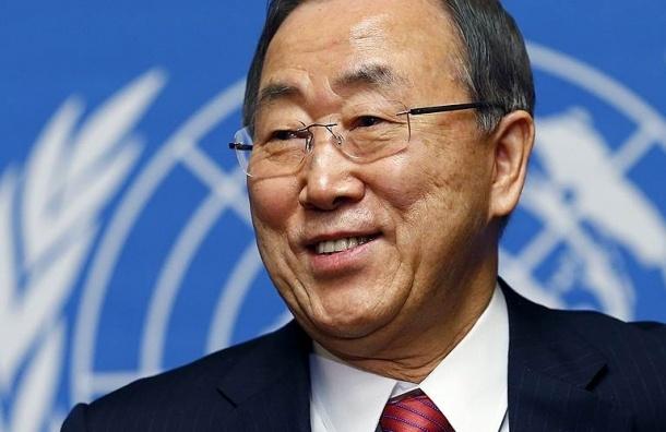 Культурный форум ждет Генсека ООН