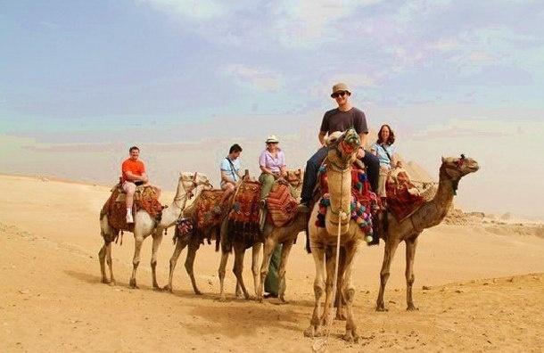 Ростуризм запретил продажу путевок в Египет через третьи страны