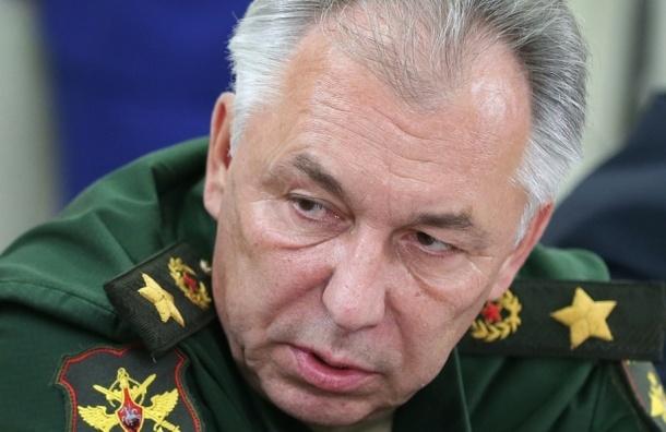 После объявления о теракте на А321 Путин уволил замминистра обороны