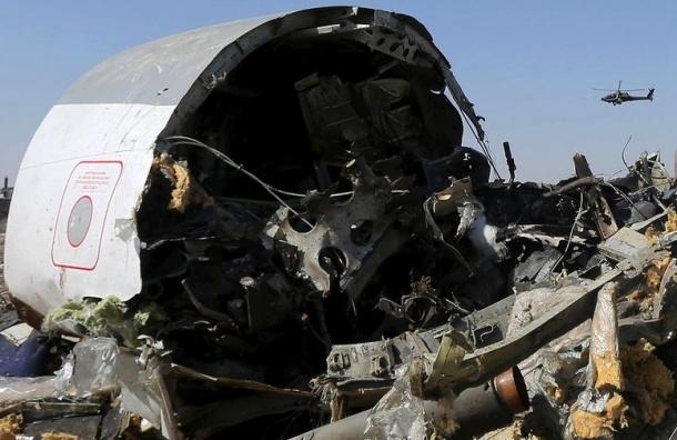 Россия подтвердила информацию о том, что на борту А 321 был теракт