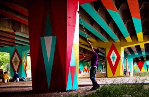 В Петербурге расскажут, как создавать спонтанные общественные пространства