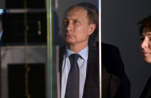 Путин принял участие в открытии «Ельцин-центра» в Екатеринбурге