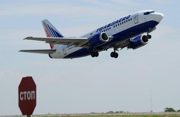 Украина запретила транзитные перелеты для российских авиакомпаний
