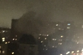 Пожар на Тухачевского локализован: эвакуировано 46 человек