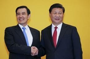 Первая за 66 лет встреча лидеров Китая и Тайваня состоялась в Сингапуре