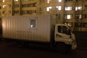 Авто с оборудованием для флюорографии за 8 млн рублей угнали в Купчино