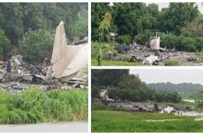 Названа причина падения Ан-12 в Южном Судане