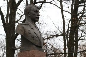 Памятник Николаю Майданову открыт в Петербурге в парке Победы