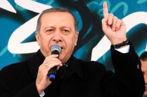 Эрдоган рекомендовал России «не играть с огнем»